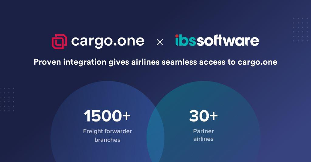 IBS Software joins hands with Germany-based cargo.one