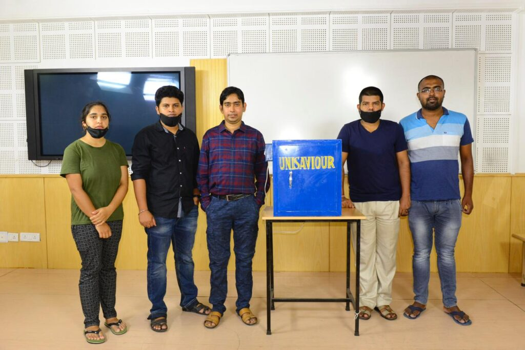 Covid-19; IIT Roorkee researchers develop sterilizing system for disinfecting personal belongings