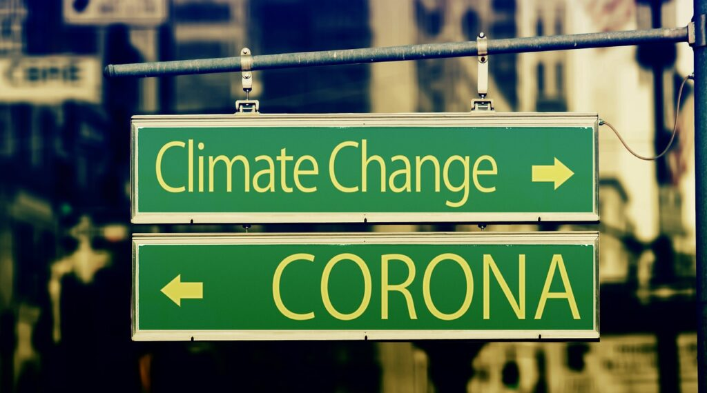 Climate Change a Self-Made Disaster; seize this moment to bring about newer thoughts