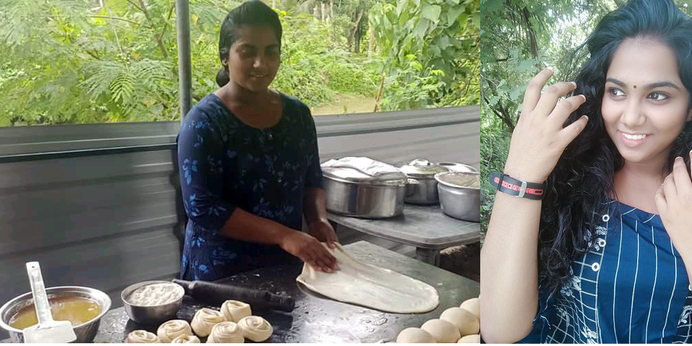 This Kerala girl makes 150 'parottas' a day to finance her education