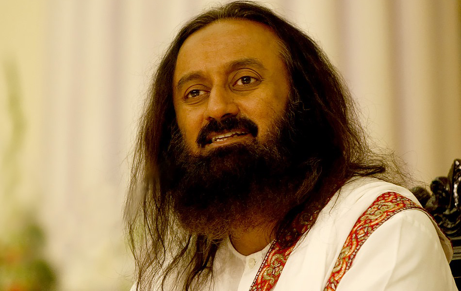 Look back, we have risen from the ashes: The message from Sri Sri