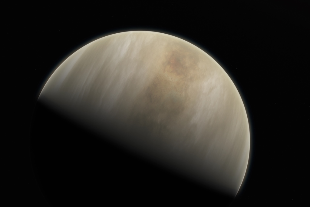 Life on Earth's twin Venus? Astronomers find potential sign