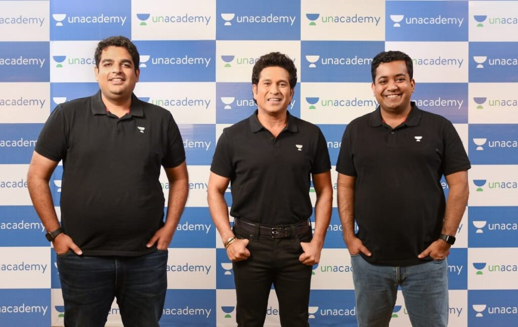 New innings, Sachin Tendulkar invests in Unacademy